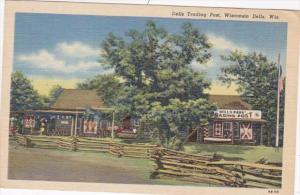 Wisconsin Wisconsin Dellls The Dells Trading Post Curteich