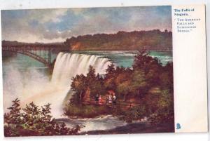 Niagara Falls - American Falls - Tuck's 1015