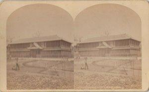 SV ; PHILADELPHIA, Pennsylvania, 1876 Centennial ; Japanese Com's Dwelling