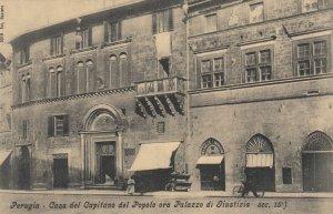 PERUGIA , Italy, 00-10´s ; Casa del Capitano del Popolo ora Palazzo di Giustizia