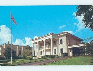 Pre-1980 CITY HALL SCENE Mount Dora Florida FL AF1910