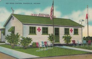EVANSVILLE , Indiana, 30-40s ; Red Cross Canteen