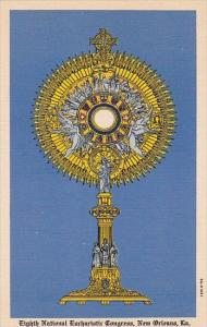 Louisiana New Orleans Ostensorium For The Eighth National Eucharistic Confere...