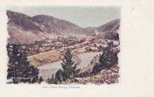 IDAHO SPRINGS , Colorado , 1901-07