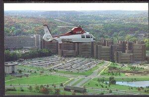 Med Flight,Helicopter,University Hospital,Madison,WI