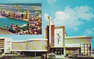 Driftwood Motel Pool Miami Beach Florida