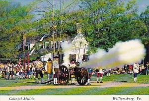 Virginia Williamsburg Colonial Militia