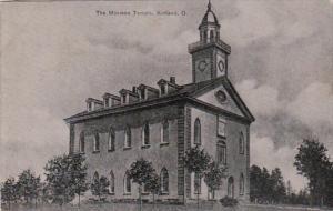 Ohio Kirkland The Mormon Temple 1912