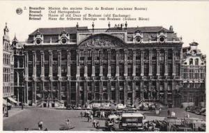 Belgium Brussels Maison des anciens Ducs de Brabant Photo