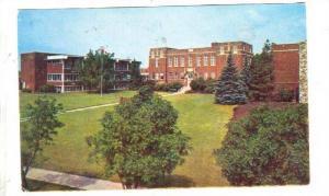 Concordia College, Edmonton, Alberta, Canada, 50-70s