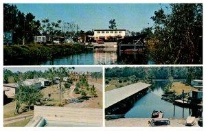Florida  Palatka , Georgia Boys Fishing Village