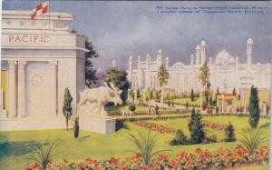 WEMBLEY, Middlesex, England, 1900-1910's; The Indian Pavilion, British Empire...