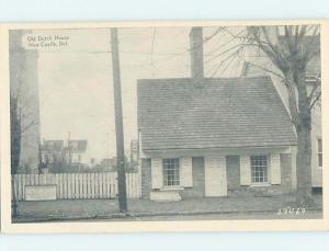 1940's HISTORIC HOME New Castle Delaware DE W4519