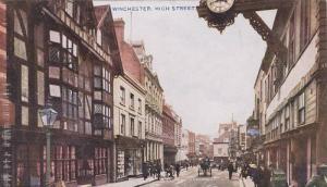 Winchester , England ,00-10s ; High Street