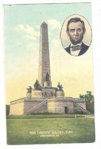 The Lincoln Mausoleum, Springfield, Illinois,   00-10s