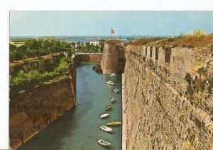 Postal 028672 : Ceuta, Murallas portuguesas. Foso de S. Felipe