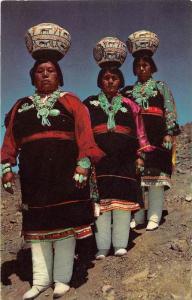 560 New Mexico   Zuni Olla Bearers