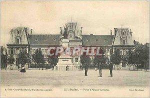 Old Postcard Sedan Place Alsace Lorraine