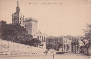 France Avignon Palais des Papes