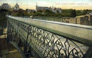 Hawk Street Viaduct in Albany, New York