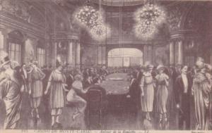 Monaco Monte Carlo Le Casino Autour de la Roulette
