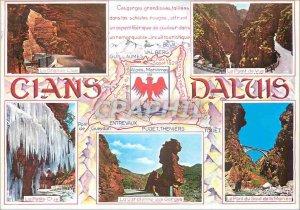 Modern Postcard Tour of the Gorges du Cian and Daluis (Alpes Maritimes)