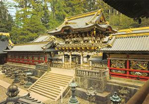 Yomeimon Nikko - Toshogu Shrine