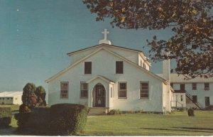 CAPE MAY, New Jersey, PU-1976; Chapel, U.S. Coast Guard Training Center