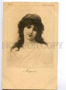 244360 MIGNON Dancer by DONATTI Vintage Photogravure #234 PC