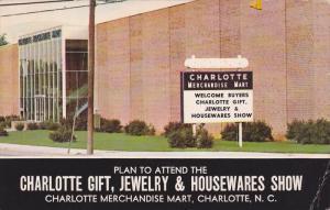 Charlotte Gift, Jewelry & Housewares Show, Charlotte Merchandise Mart, Charlo...