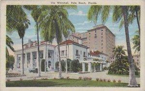 Florida Palm Beach The Whitehall