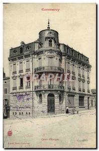 Old Postcard Bank Caisse d & # 39Epargne Commercy