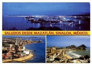 Mexico - Mazatlan. Multi-View