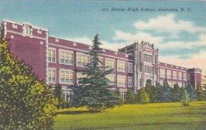 North Carolina Gastonia Senior High School Albertype