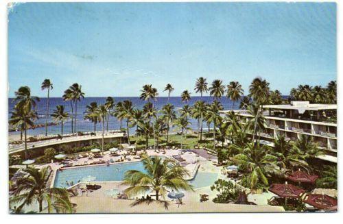 puerto rico, DORADO, Dorado Hilton Hotel (1966)