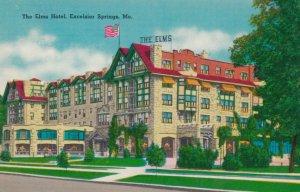 EXCELSIOR SPRINGS, Missouri, 1961; The Elms Hotel