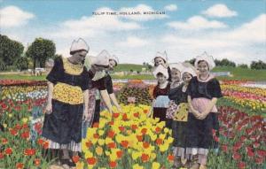 Tulip Time Holland Michigan