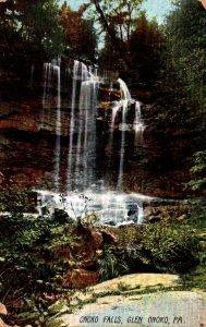 Pennsylvania Glen Onoko Onoko Falls 1907