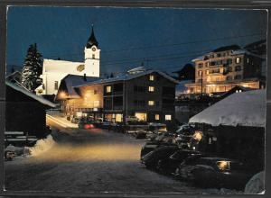 1970 Switzerland, Kurot Sorenberg, mailed to USA