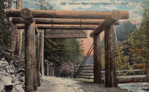 MOUNT RAINIER National Park , Washington , 00-10s ; Gateway