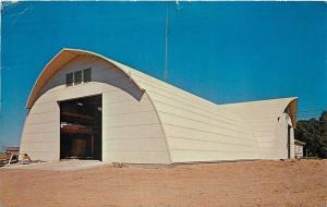 Waterloo Iowa~Vinyl Base Colored Cecoroll Building~1967 Postcard