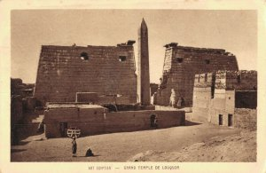 Egypt Art Egyptien Grand Temple De Louqsor 06.59