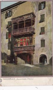 Austria Innsbruck Goldenes Dachl