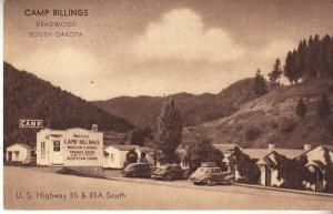 Camp Billings Deadwood South Dakota Cabins - Early Motor Inn