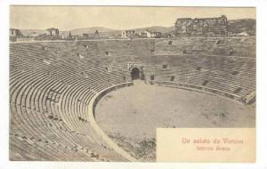 Un Saluto da VERONA, Italy, 00-10s   Interno Arena