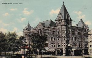 Ohio Piqua The Plaza Hotel