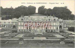 Old Postcard Chateau de Dampierre South Facade
