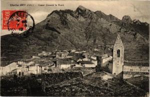 CPA UTELLE Castel Gineste le Breck (376690)