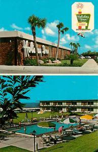 Holiday Inn Titusville Florida FL Chrome