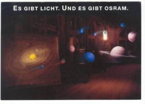 Es Gibt Licht, Und Es Gibt Osram, Astronomy, 1950-1970s